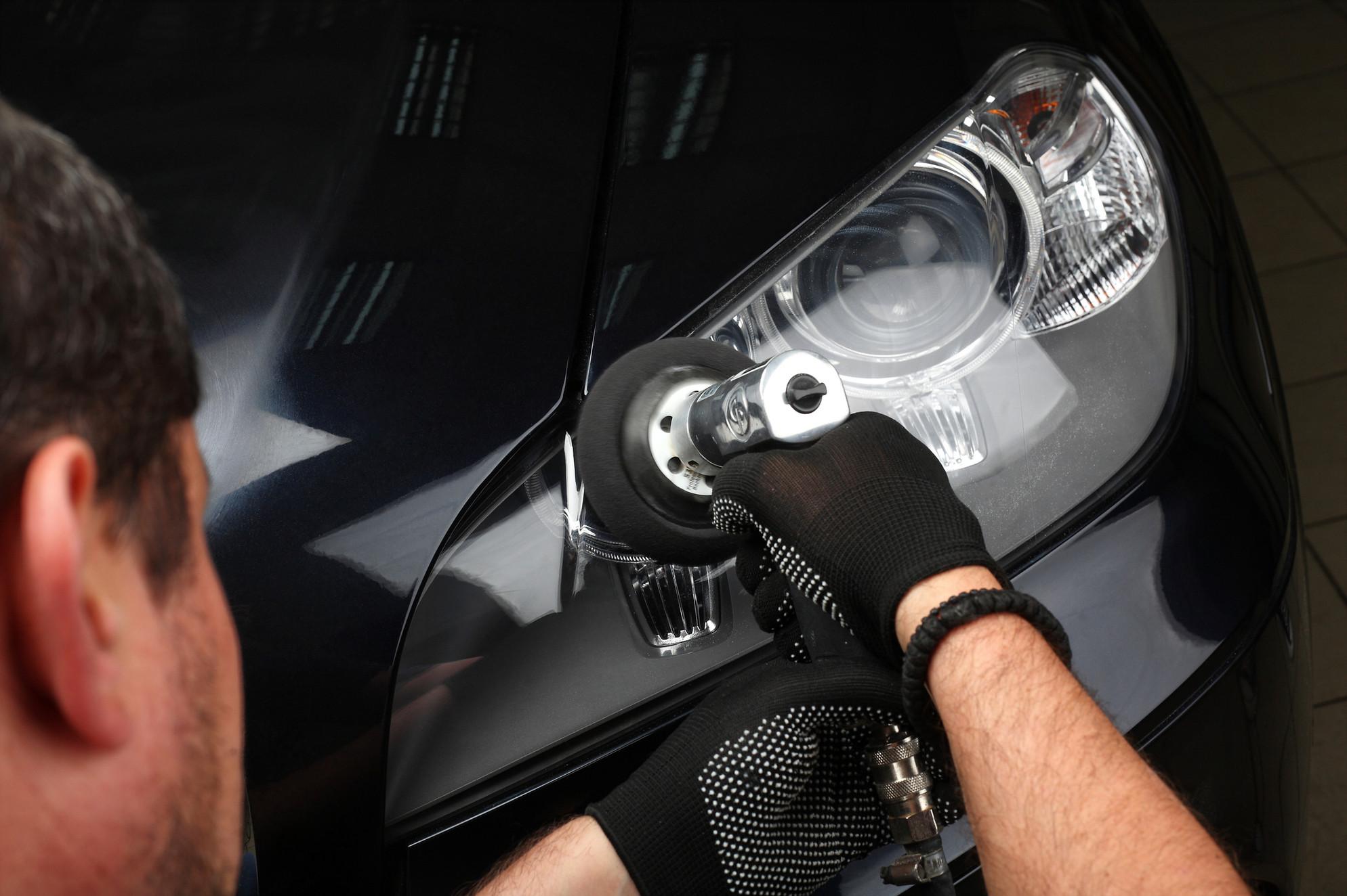 Rénovation optiques de phares