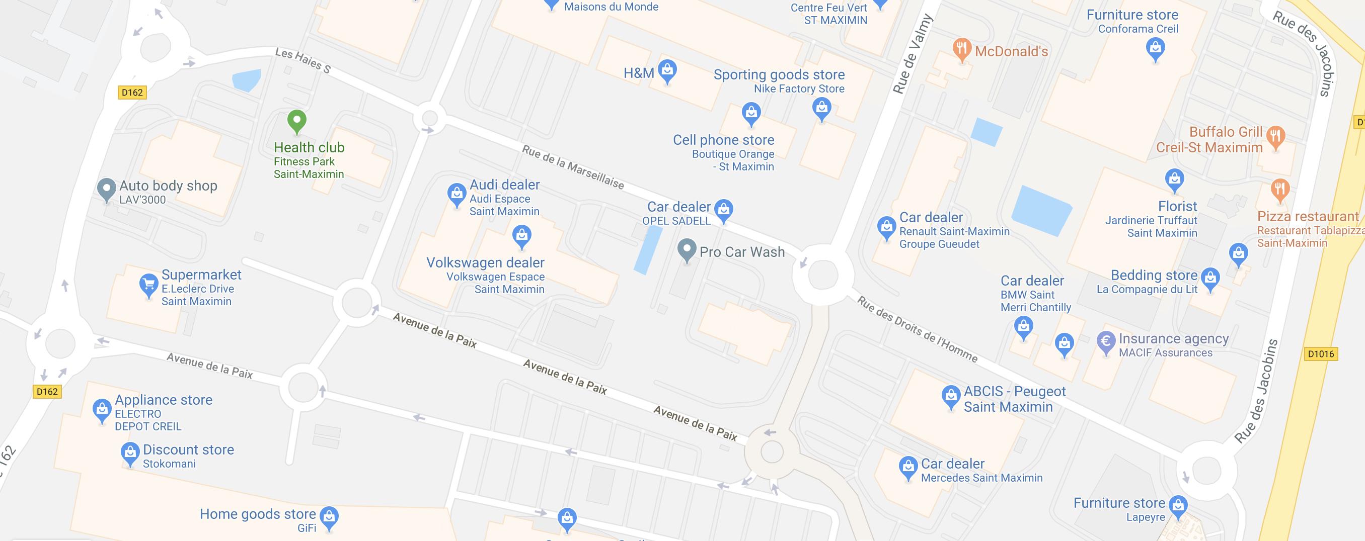 PCW-Map