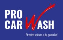ProCarWash - logo Bleu avec slogan- v6-01